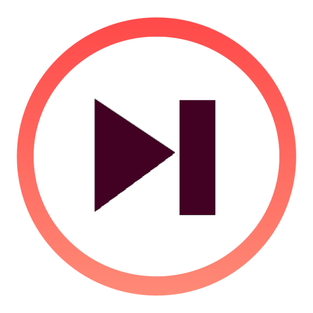 Next button icon orange. Evidence clipart transparent background