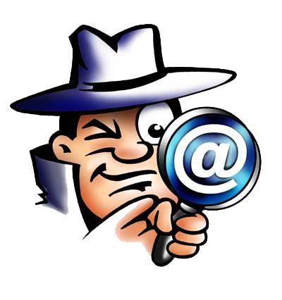 Evidence clipart webquest. Collection of free detective