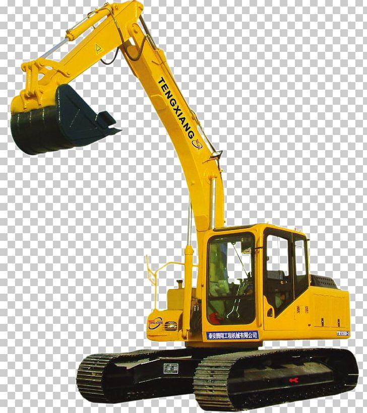 Excavator clipart car. Machine png architectural