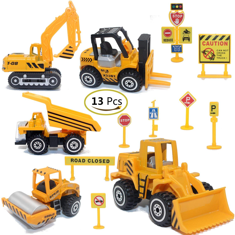 Zohumi toys sets pieces. Excavator clipart construction vehicle