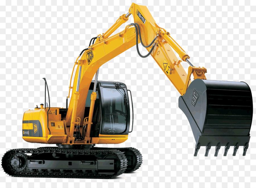Engineering cartoon construction . Excavator clipart heavy equipment