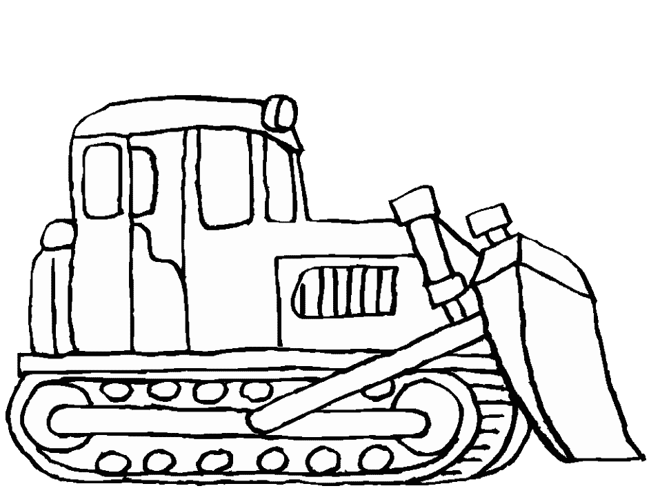 Construction equipment drawing at. Excavator clipart sketch