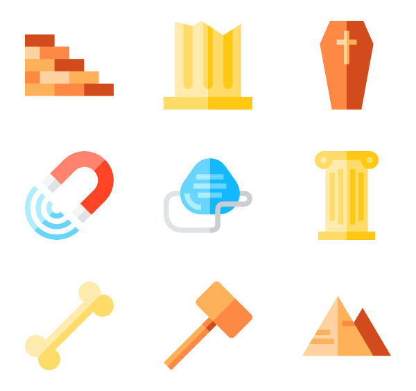 Excavator clipart svg.  icon packs vector
