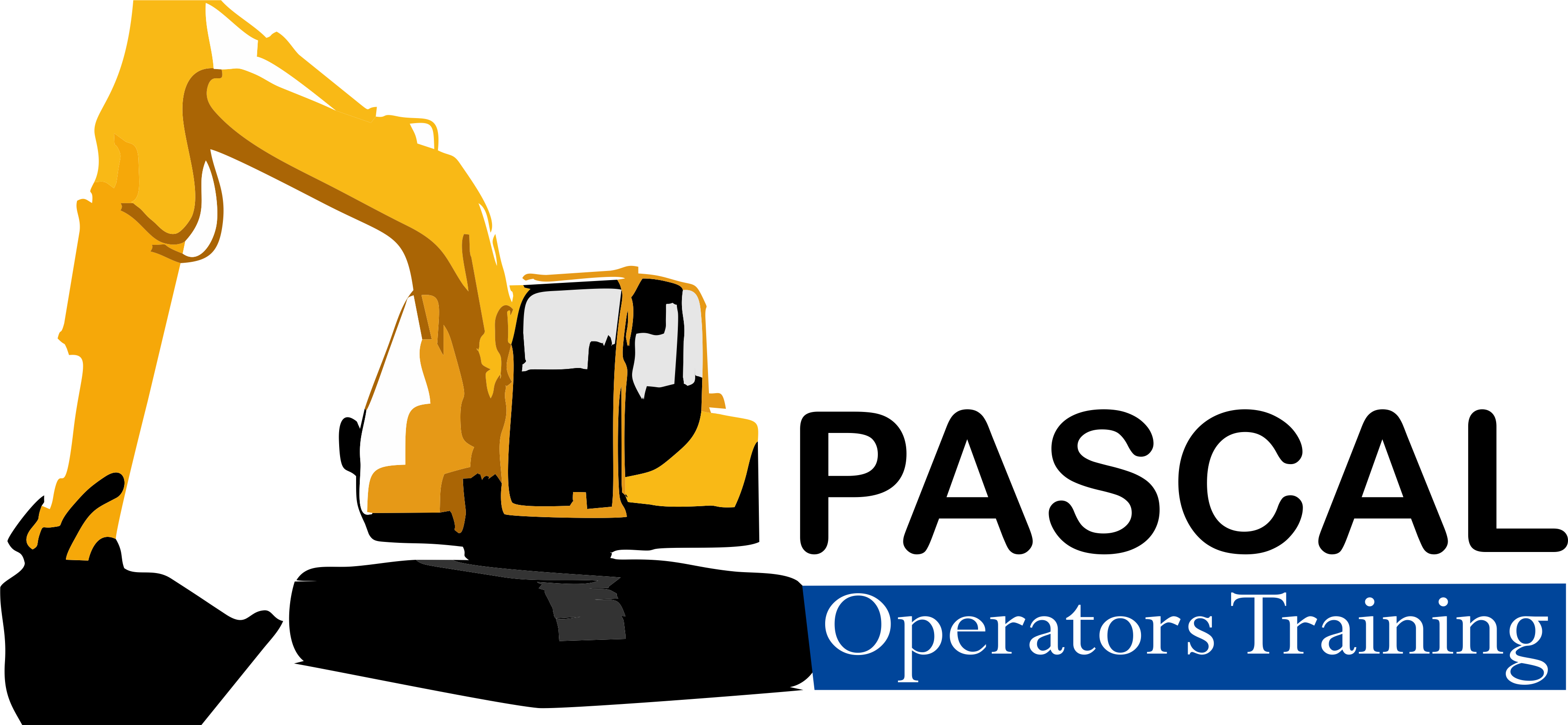 Heavy duty certificates programs. Excavator clipart tlb