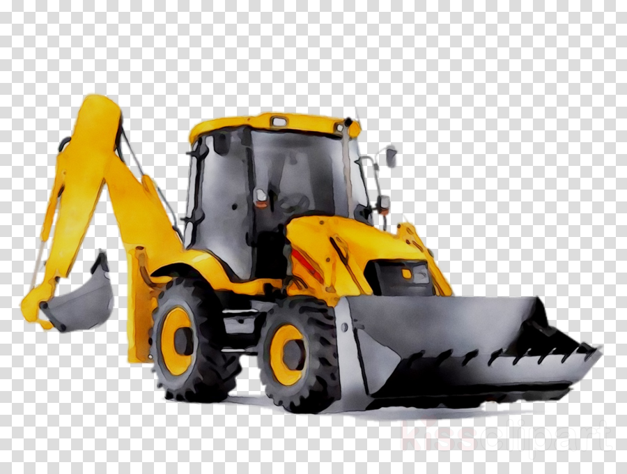 Car cartoon bulldozer transport. Excavator clipart tlb