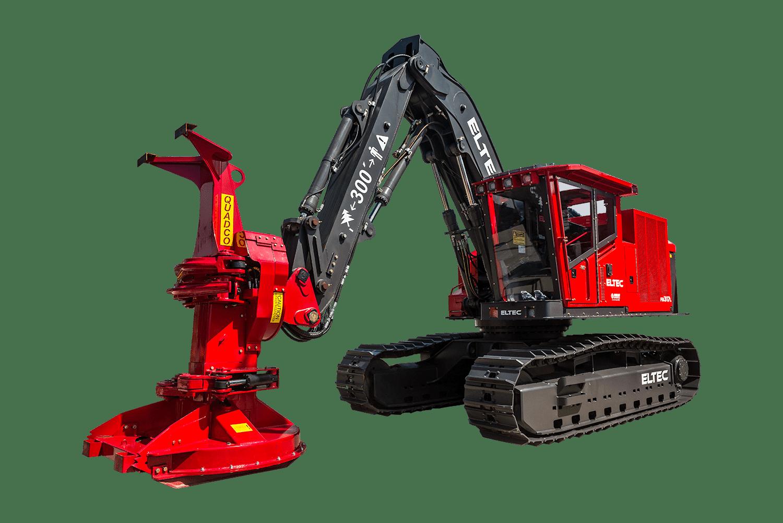 Excavator clipart trackhoe. Woodland equipment inc heavy