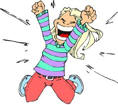 Excitement panda free images. Excited clipart