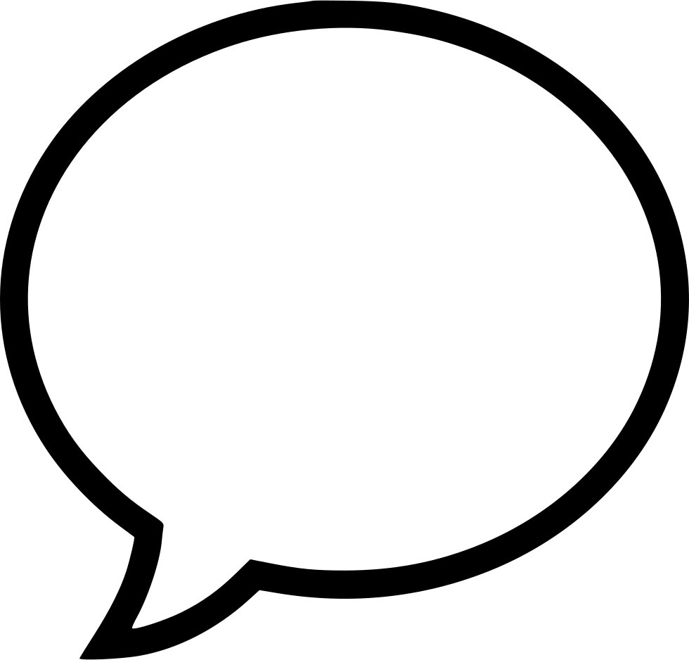 Excited clipart caption bubble. Speech svg png icon