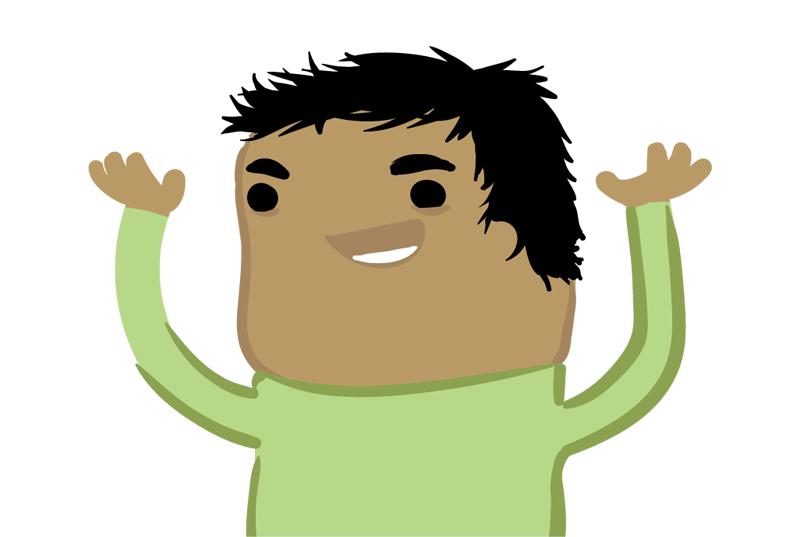Excited clipart extroverted. Who s at your