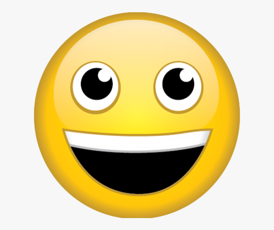 Excited clipart face. Png facial expression emoji