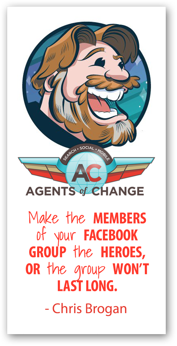 The chris brogan approach. Rules clipart group rule