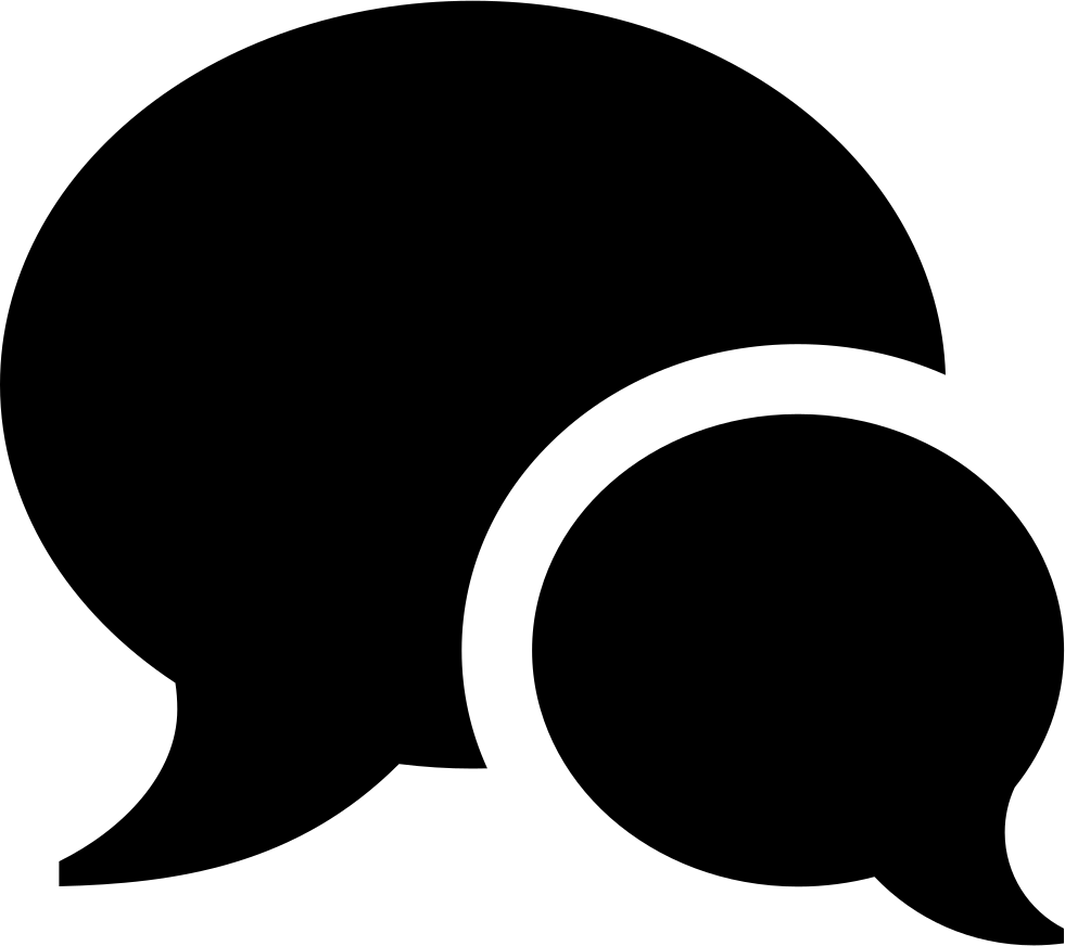 Excited clipart freedom speech. Bubbles svg png icon