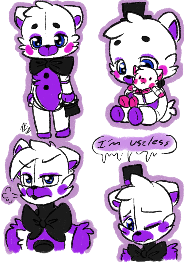 Excited clipart fun time. Funtime freddy by tp
