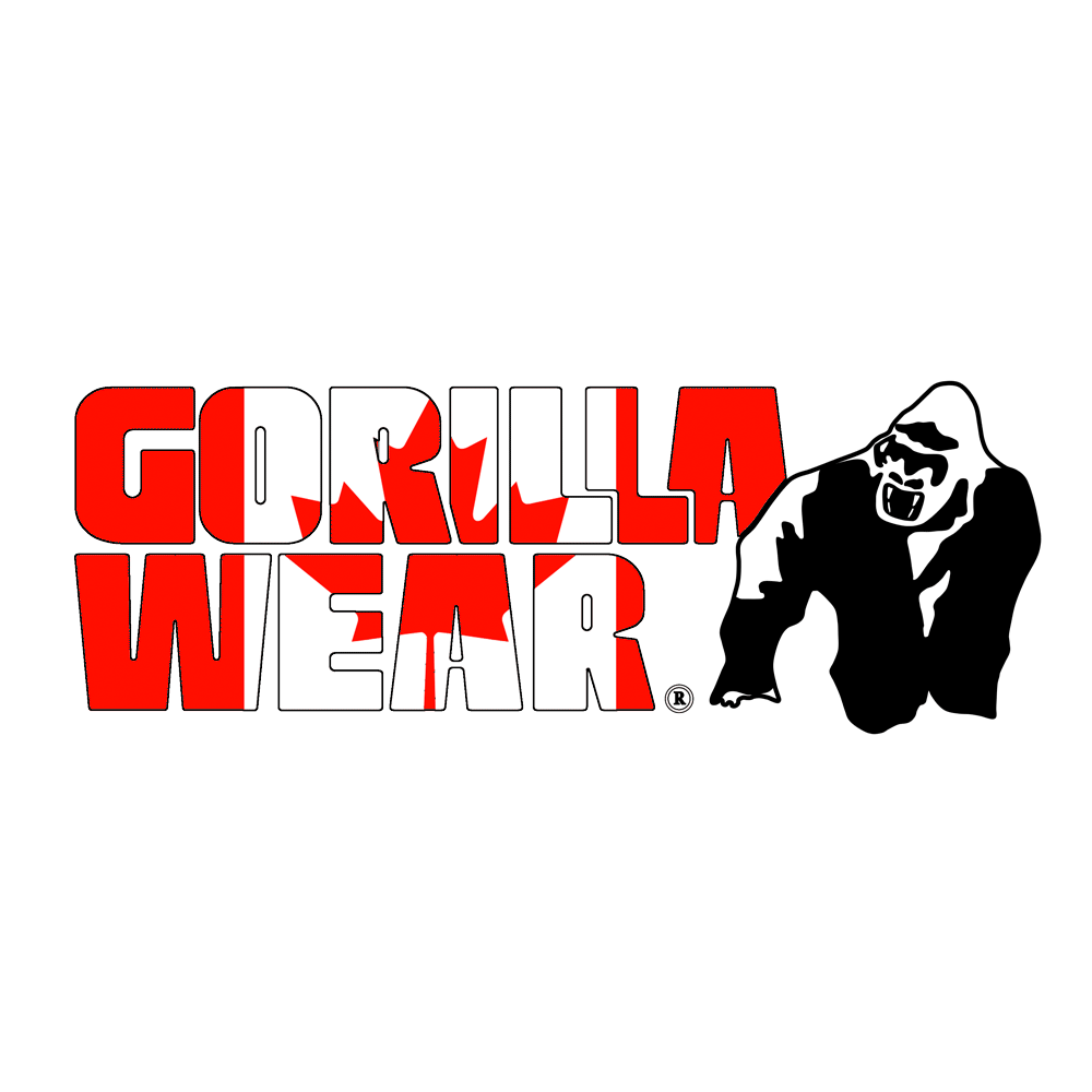 Gorilla wear canada on. Excited clipart great news