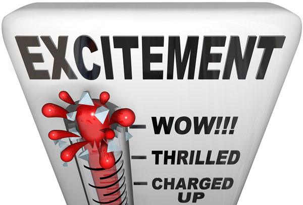 Excited clipart let's get. Let s