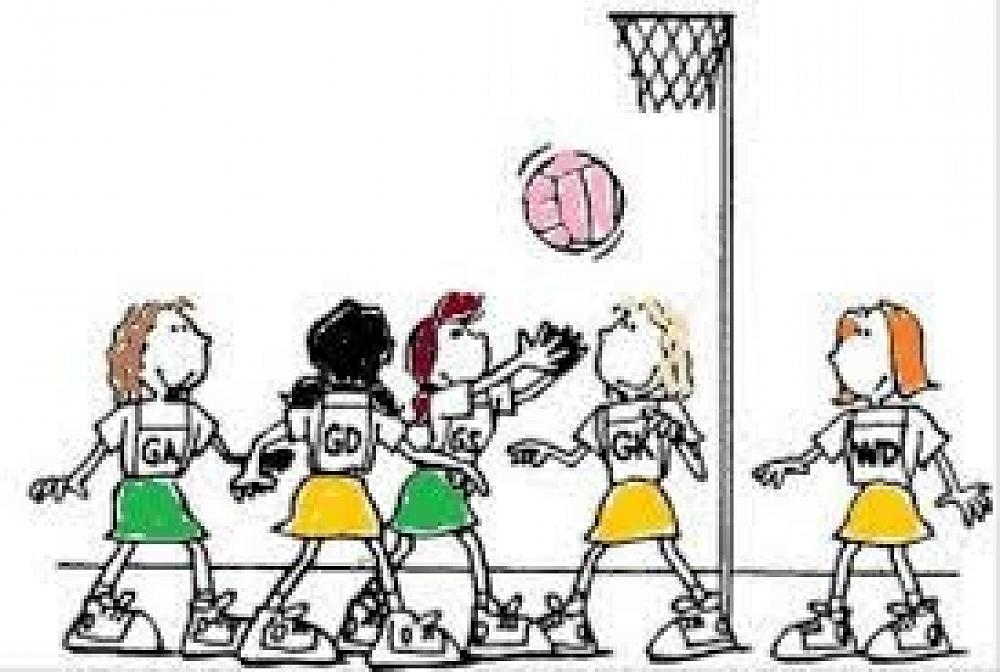 Excited clipart opportunity. Christchurch netball is to