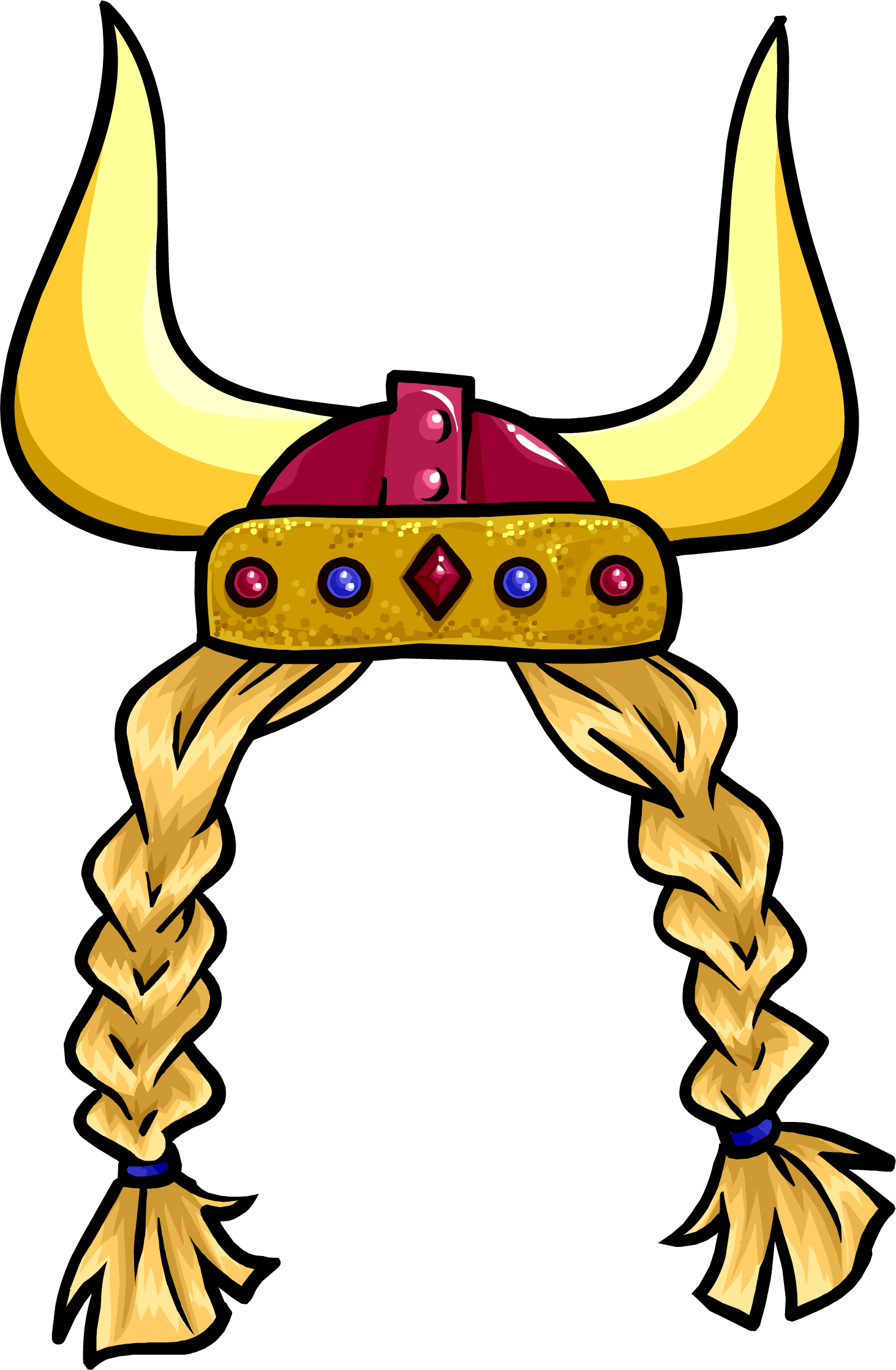 Jewelled club penguin rewritten. Viking helmet png