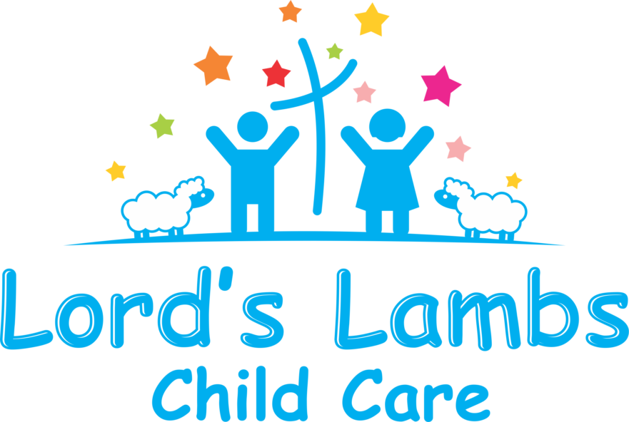 Excited clipart rejoice in lord. S lambs child care