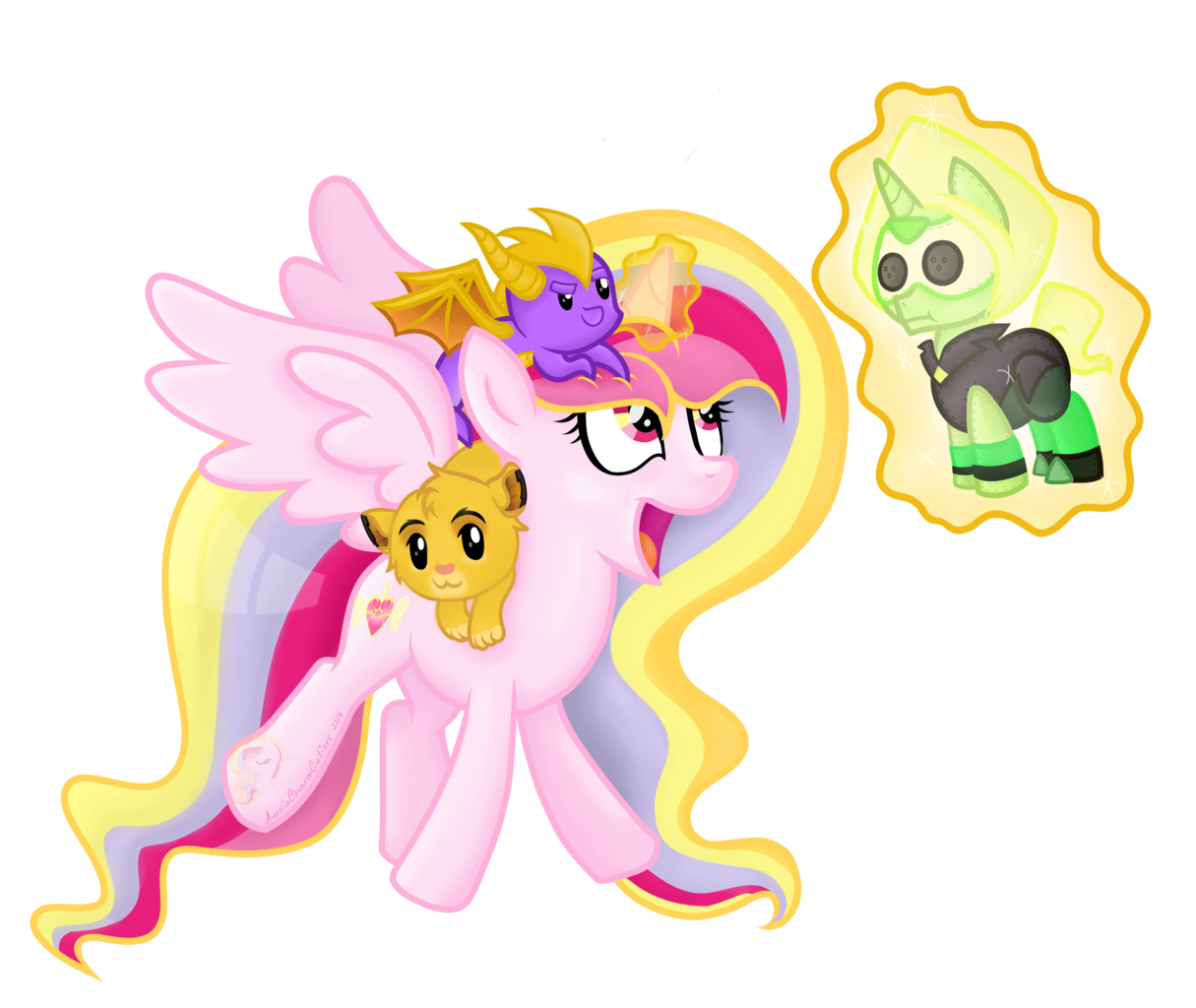 absurd res alicorn. Excited clipart remark