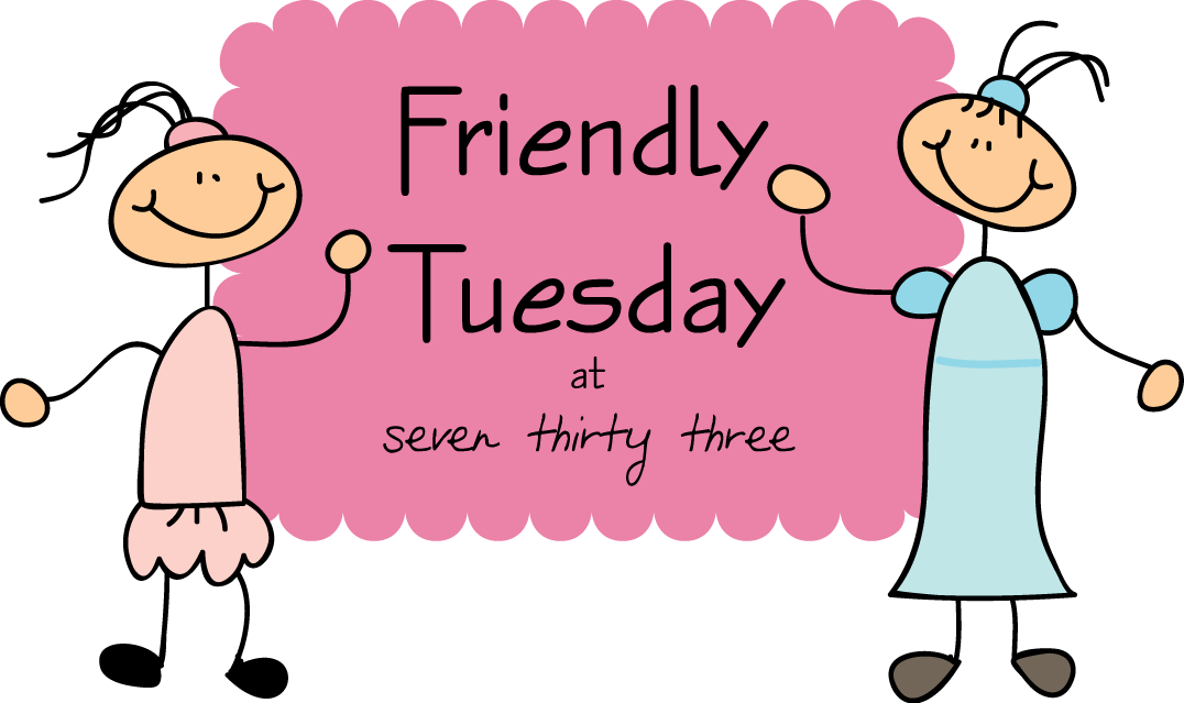 Friendly tuesday mich l. Excited clipart thrilled