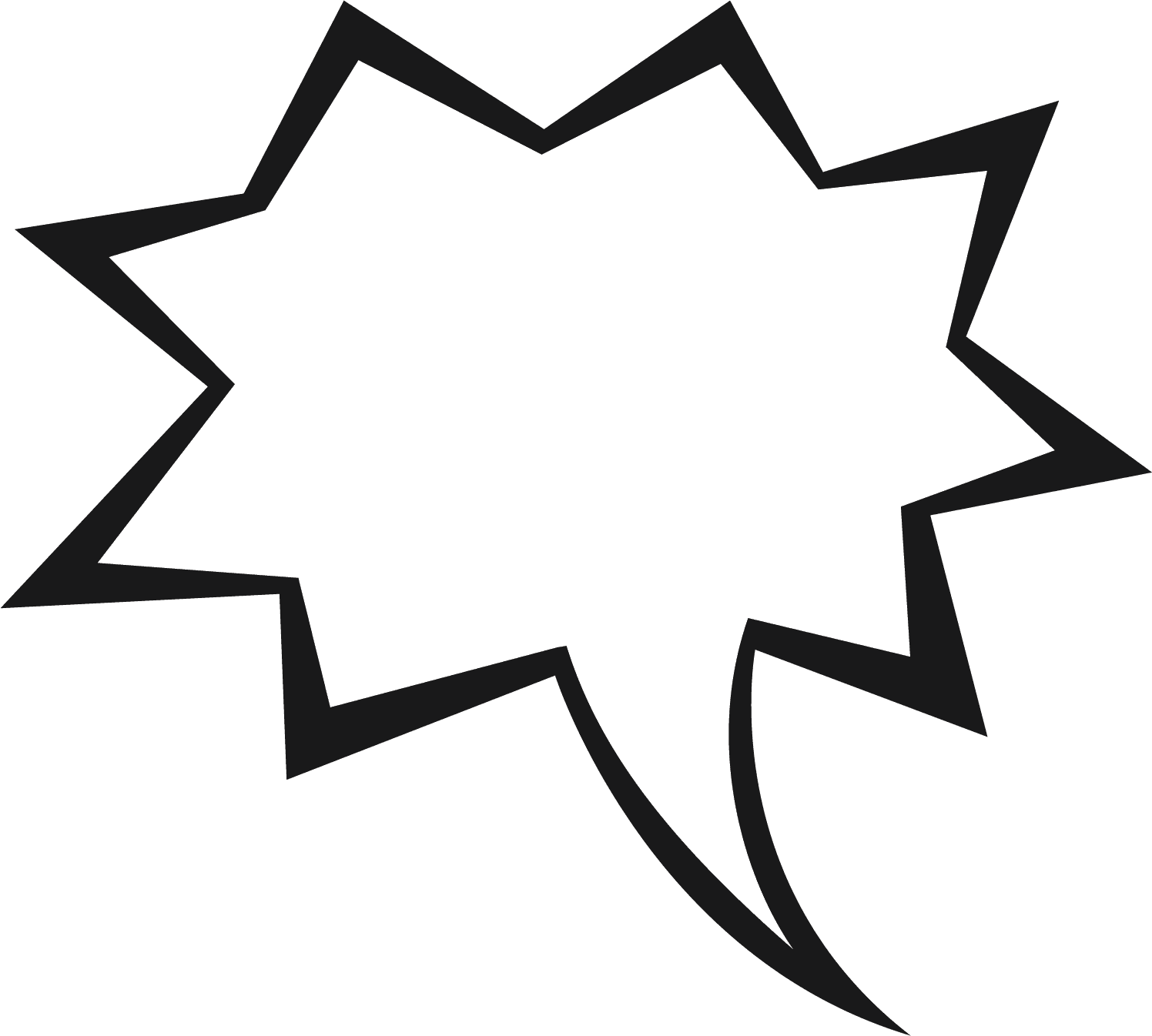 Thought kid clipartix . Excited clipart word bubble