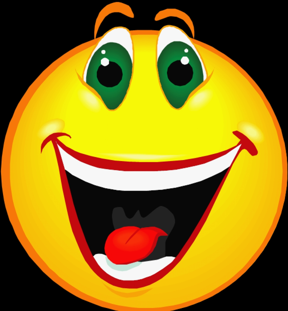 Excited clipart yellow happy face. Free download best on