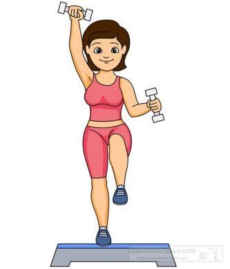 Clipart exercise proper exercise. Jokingart com download free