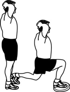 Exercise clipart balance exercise. Exercises
