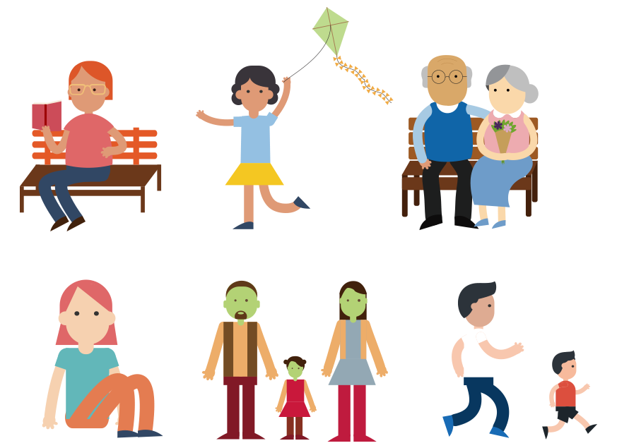Exercise clipart childrens. Physical icon the elderly