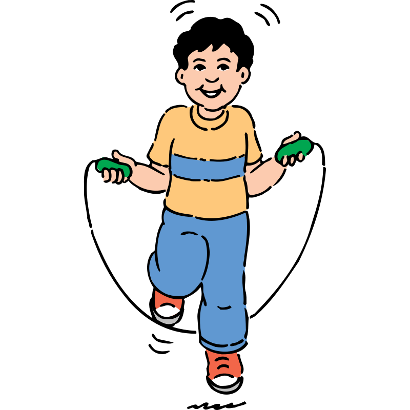 Exercise clipart cute. Free cartoon pictures download