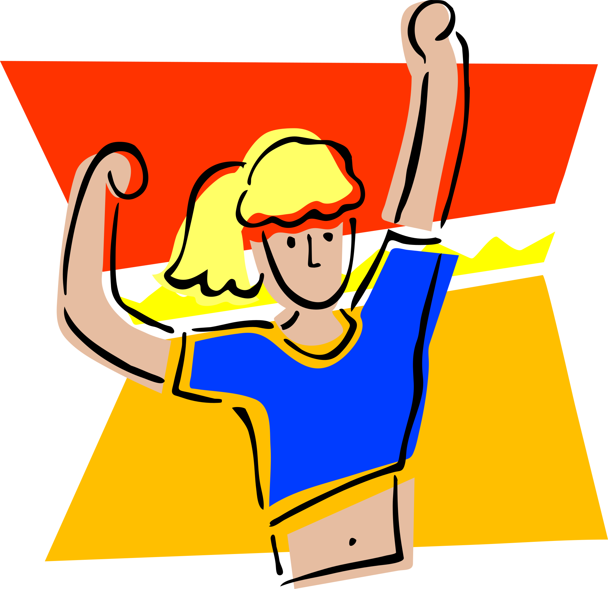 Free fitness and clip. Exercise clipart different exercise