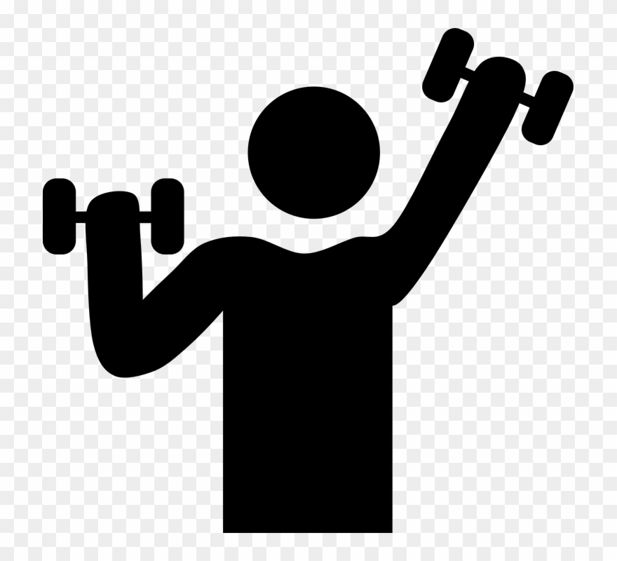 Exercising png transparent . Exercise clipart fitness