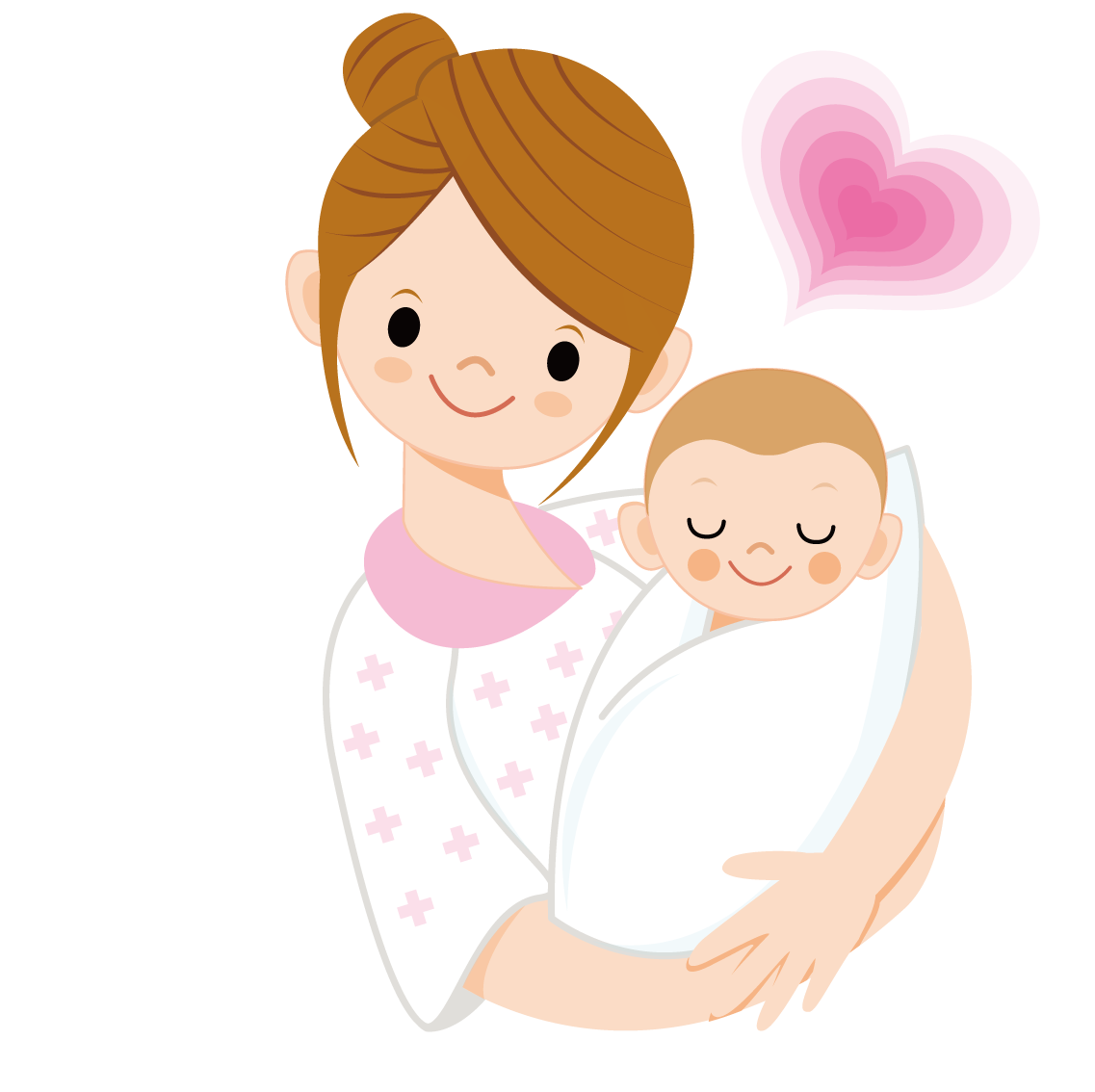 Lyfomaniac blog reducing belly. Infant clipart innate