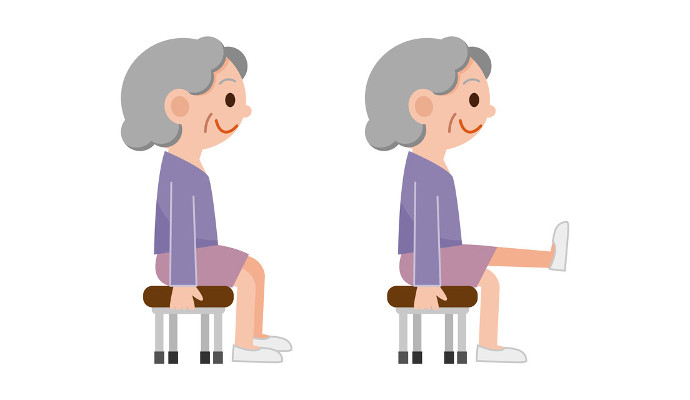 Exercising clipart daily exercise. Video easy effective minute