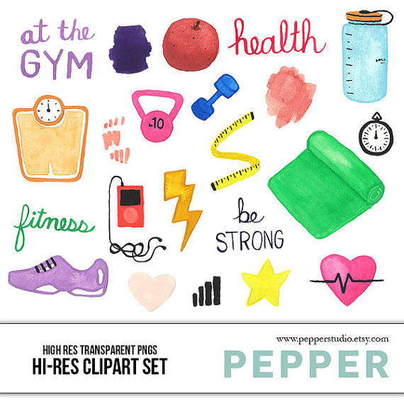 Pin on products . Exercise clipart health fitness