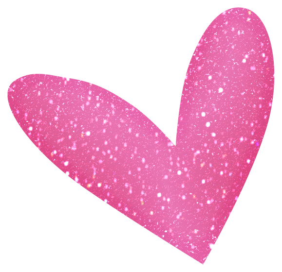 Sparkle hearts . Exercise clipart heart