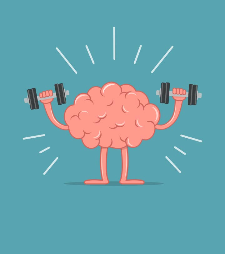 Top simple brain gym. Exercise clipart mental exercise