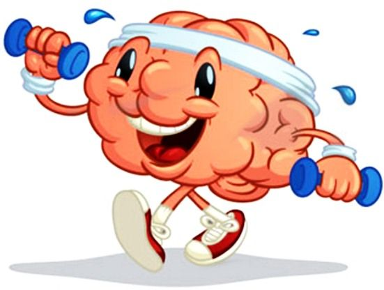 And brain health fitness. Exercise clipart mental exercise