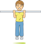 Free ups cliparts download. Exercise clipart pull up