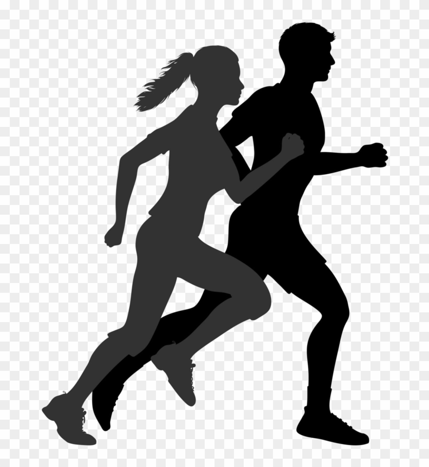 Exercise clipart run. Free photo png man