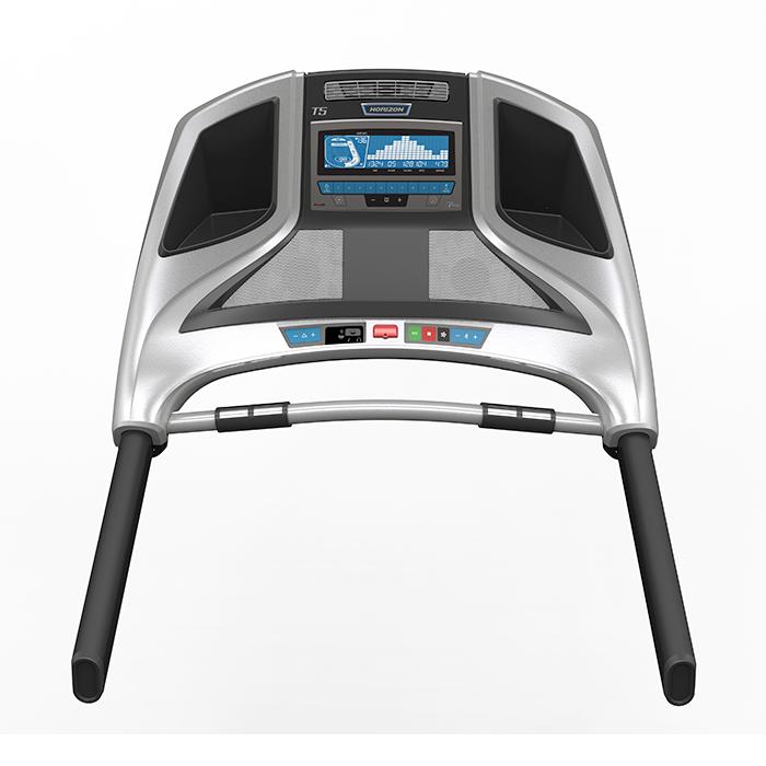 Horizon fitness elite t. Exercise clipart running machine