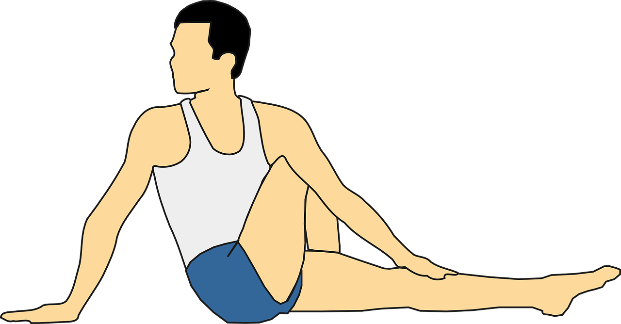 Exercise clipart stretches. Yoga hacks that will