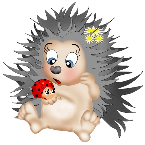 Exercise clipart transparent background. Hedgehog free on