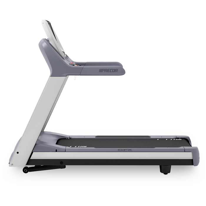Exercise clipart treadmill. Precor trm