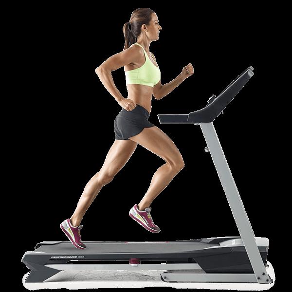 Exercise clipart treadmill. Png transparent images proformtreadmillgirlpng