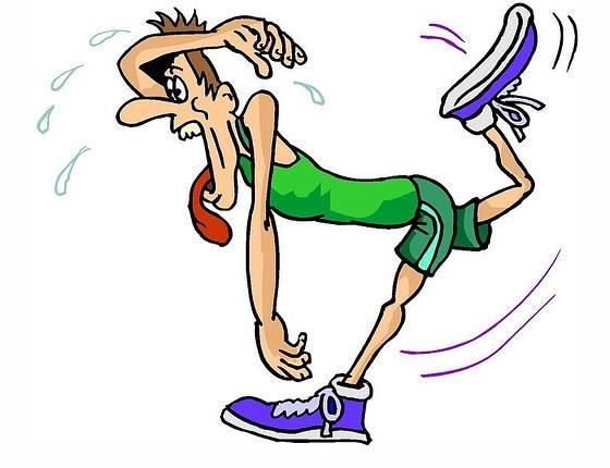 Exercise . Exercising clipart vigorous