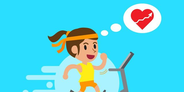 Exercise clipart vigorous. This is how much