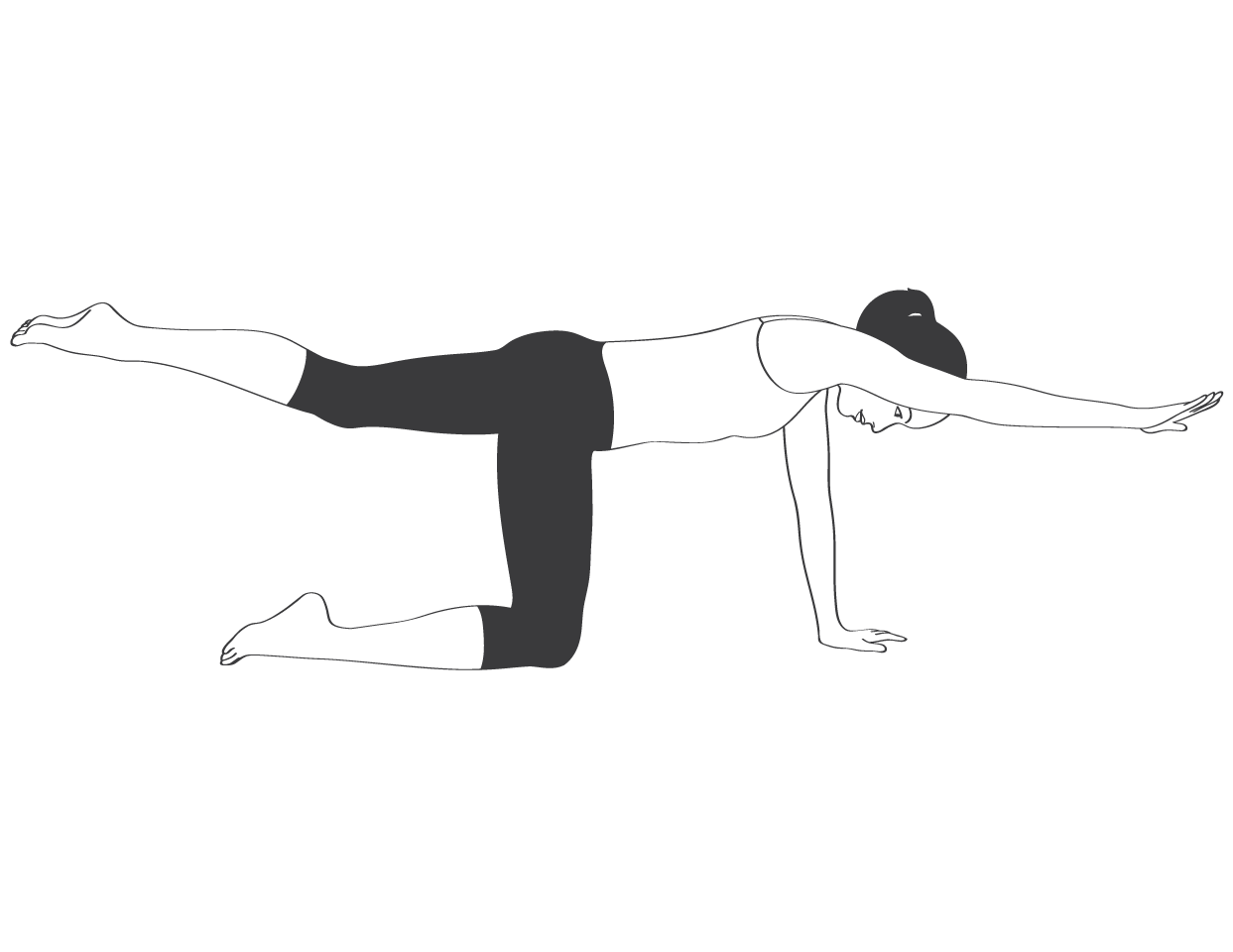 best lower back. Exercise clipart balance exercise