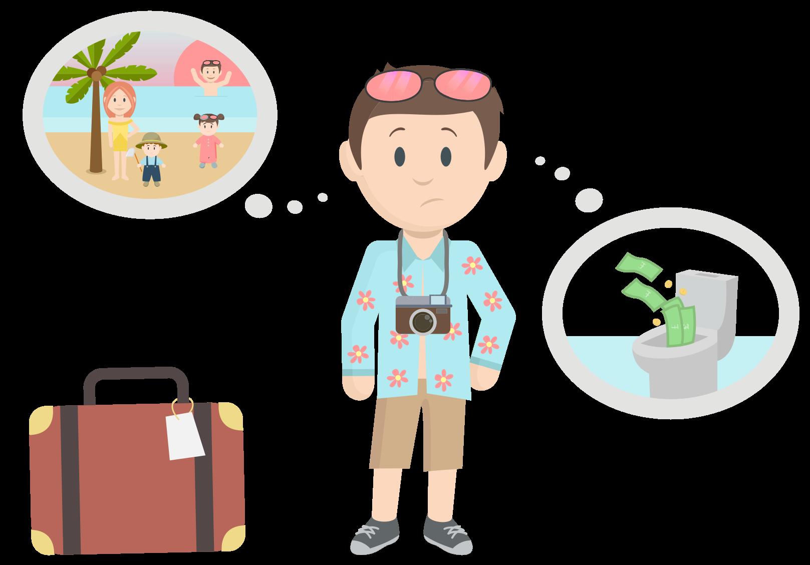 Exercising clipart boy. Travel insurance child holiday