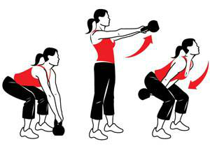 workouts for women. Exercising clipart circuit training